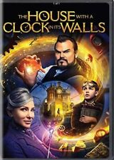 """THE HOUSE WITH A CLOCK IN ITS WALLS"" DVD PREORDER SHIP ON 12/18"