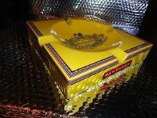 Partagas ceramic ashtray in the original box