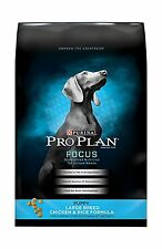 Purina Pro Plan Focus Puppy Large Breed Dry Dog Food Chicken & ... Free Shipping