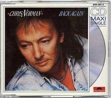 Chris Norman Back again (1989)  [Maxi-CD]