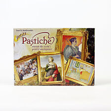 Petite Pastiche - Recreate the World's Greatest Masterpieces.