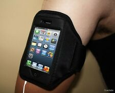 Deluxe ArmBand Sports Gym Case Holder for Apple iPod Touch 5 5th Generation