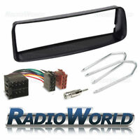 Peugeot 206 Fascia Facia Panel / Adapter /Plate Car Stereo Radio Surround KIT
