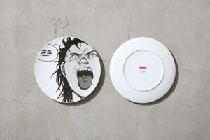 Supreme Akira Pill They're Just Like Candy Ceramic Plate