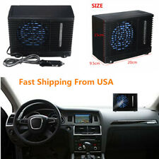 (Usa) Portable Car Cooler Cooling Fan Water Ice Evaporative Air Conditioner 12V(Fits: Whippet)