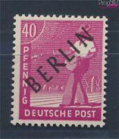 Berlin (West) 12 geprüft postfrisch 1948 Schwarzaufdruck (8717034