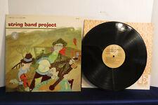 String Band Project, Elektra Records EKS 7292, 1965, Country, Folk