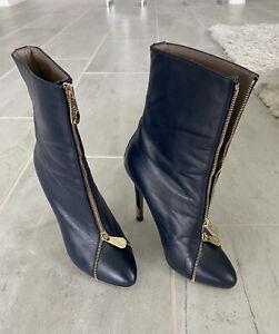 Women Versace booties 36,5