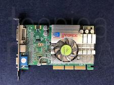 NVIDIA GeForce FX 5500 256 MB DDR AGP 4x/8x VENTOLA RUMOROSA