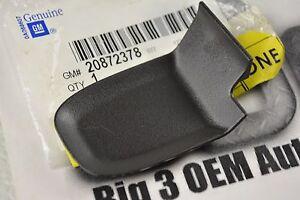 Saturn Aura Inside Door Handle Bolt Finish Cap Cover RH Side new OEM 20872378