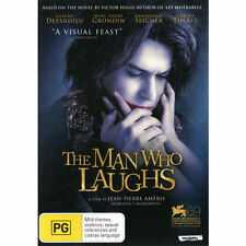 The Man Who Laughs DVD R4