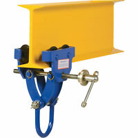 Vestil Quick Install Manual Trolley - 4,000-Lb. Capacity, Model# QIT-4