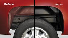 2014 Chevrolet Silverado GMC Sierra Husky Black Rear Wheel Well Guards IN STOCK