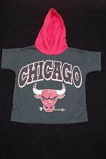 Vintage Chicago Bulls Shirt Youth XS 4/5 Vintage Hooded