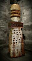Bernard Rooke studio pottery lamp - Brutalist, Troika, Arts & Crafts Mid Century