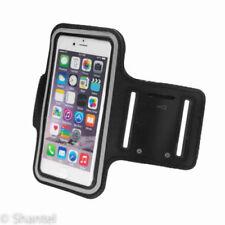 Fundas y carcasas brazaletes Para iPhone 6 Plus color principal negro para teléfonos móviles y PDAs