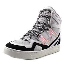 Marc Jacobs Ninja Hi Top Off White Black Sneakers Size 38 EU, 8 US $378