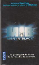 Men In Black - Steve Perry - Livre S.F.
