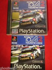 TOCA 2 TOURING CARS PLAYSTATION 1 TOCA 2 TOURNING CAR PS1 PS2 PS3