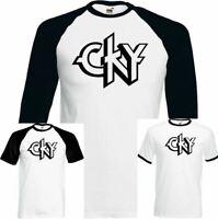 Cappello T-Shirt Uomo Asino Bam Margera Branon Dicamillo Ryan Dunn Classic