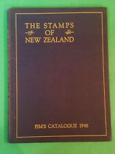 Campbell Paterson - A Catalogue Of The Stamps Of New Zealand 1855-1946 - hb