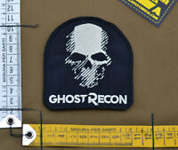 """Ricamata / Embroidered Patch """"Ghost Recon Wildlands"""" with VELCRO® brand hook"""