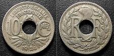 IIIème République - 10 centimes Lindauer 1924 Poissy