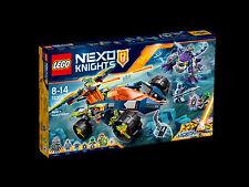 LEGO NEXO KNIGHTS Aarons Klettermaxe (70355)