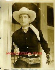 """Charles Starrett Cyclone Prairie Rangers Original 8x10"""" Photo #M1664"""