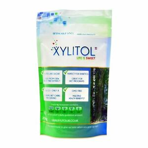 Xylitol Sweetener Pouch - 250g