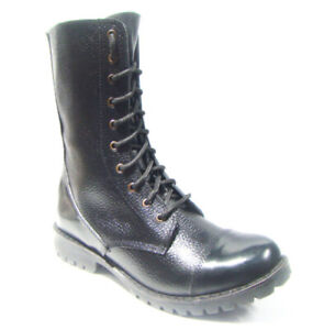 Indian Leather Long Boots With Heavy Duty Rubber Sole Article 603A