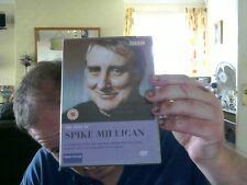 BEST OF SPIKE MILLIGAN COMEDY  DVD PERFECT  CHRISTMAS STEAL ! LAST CHANCE SALOON