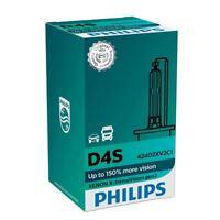 PHILIPS Xenón X-treme Vision D4S gen2 HID Bombilla Faros Coche 42402XV2C1 Single