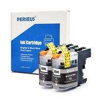 PERSEUS Compatible Ink Cartridge Replacement for Brother LC227XL LC227BK Blac...