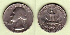 Etats-Unis - Pièce de monnaie - « nickel » - ¼ quarter dollar 1968