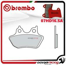 Brembo SA Pastiglie freno sinter anteriori Harley FXDWGI Dyna wide glide 04>06