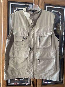 Fieldline Vest Mens M / Large Hunting Shooting Multi Pocket Outdoors