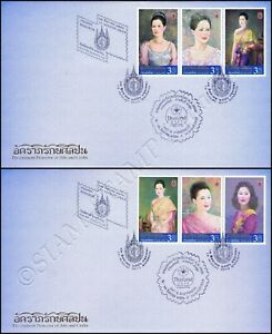 Queen Sirikit, Pre-eminent Protector of Arts & Crafts -FDC(I)-ISS-