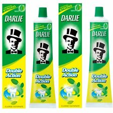 2X Darlie Double Action Toothpaste 250g Jumbo Size