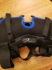8a4e025df1 DeRoyal Hypercontrol Knee Brace Size XXXL Wrap Around Knee Brace Bendable