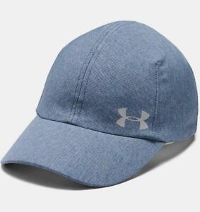 Under Armour Women's Launch Run Cap (Blue)