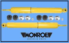 2 Front Shock Absorbers MONROE For FORD F250 F350 Super Duty 4WD