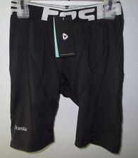 Tesla Men's Compression Shorts Baselayer Cool Dry Sports Tights S17 Short Black