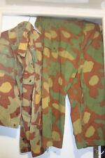 tenue para italien type Division Folgore