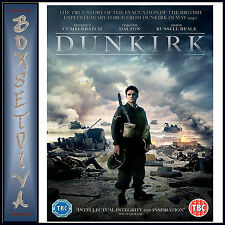 DUNKIRK -  Benedict Cumberbatch   *BRAND NEW DVD**