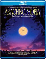 Blu Ray ARACHNOPHOBIA. Jeff Daniels (1990). Region free. New & sealed.