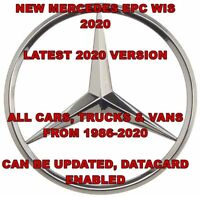 Latest 2020 Mercedes/SMART WIS ASRA & EPC Dealer Service Repair Workshop Manual