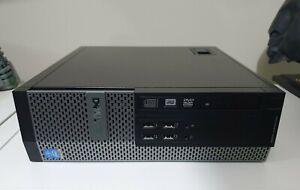 Dell Optiplex SFF 9020 i5 4590 3.30Ghz. 8GB 500GB Quad Core.  Windows 10