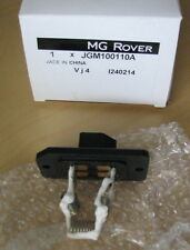 MG Rover F TF MGF MGTF Heater Fan Blower Speed Control Resistor Pack JGM100110A