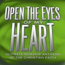 Open the Eyes of My Heart [Sony] by Various Artists (2 CD, New, 2005, INO)